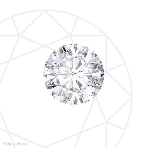 851e802eb06f4 1.24 ct Round Brilliant Cut Diamond